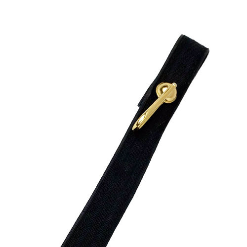 Gold-plated ceremonial sling for sword